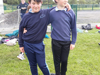 4th Class Sports Day