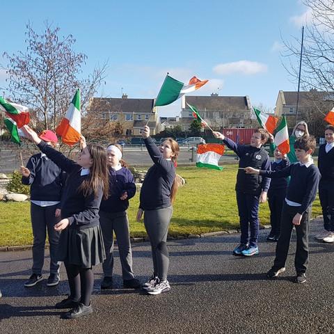 St. Patricks Day Parade!