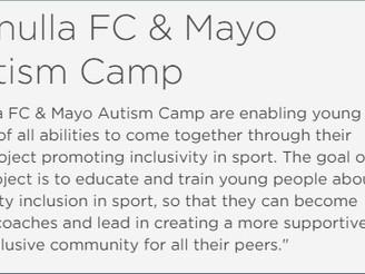 Mayo Autism Camp needs your vote!