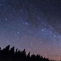 Letterkeen night sky image