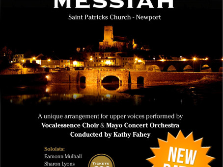 New Date for Messiah