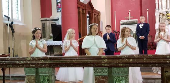 Communion Day 22 Aug