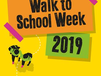 Walk to School Week 13-17 May