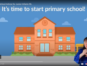 Back to School Advice for Primary Schools