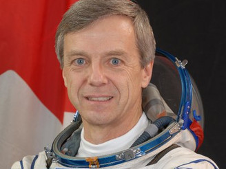 The day an Astronaut came to our class