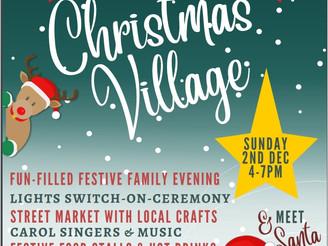 Newport Christmas Village