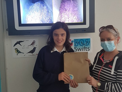 Swift Competition winners!