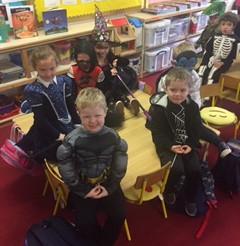 Halloween Junior Infants