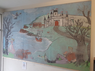 Our 'Giant' Mural