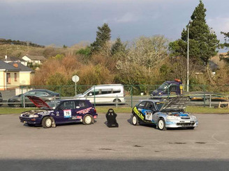 Mayo Stages Rally organisers visit