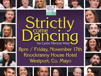 Strictly Come Dancing for CF West