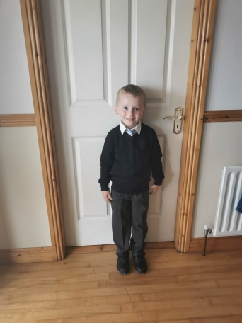 First day of Big School!