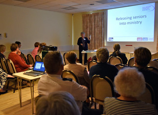 Spirituality In Later Life Conference a Massive Success