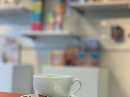 Zeit für eine Tasse Kaffee?