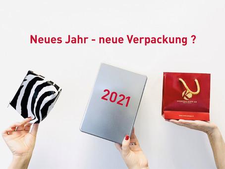 Neues Jahr! Neue Verpackung?