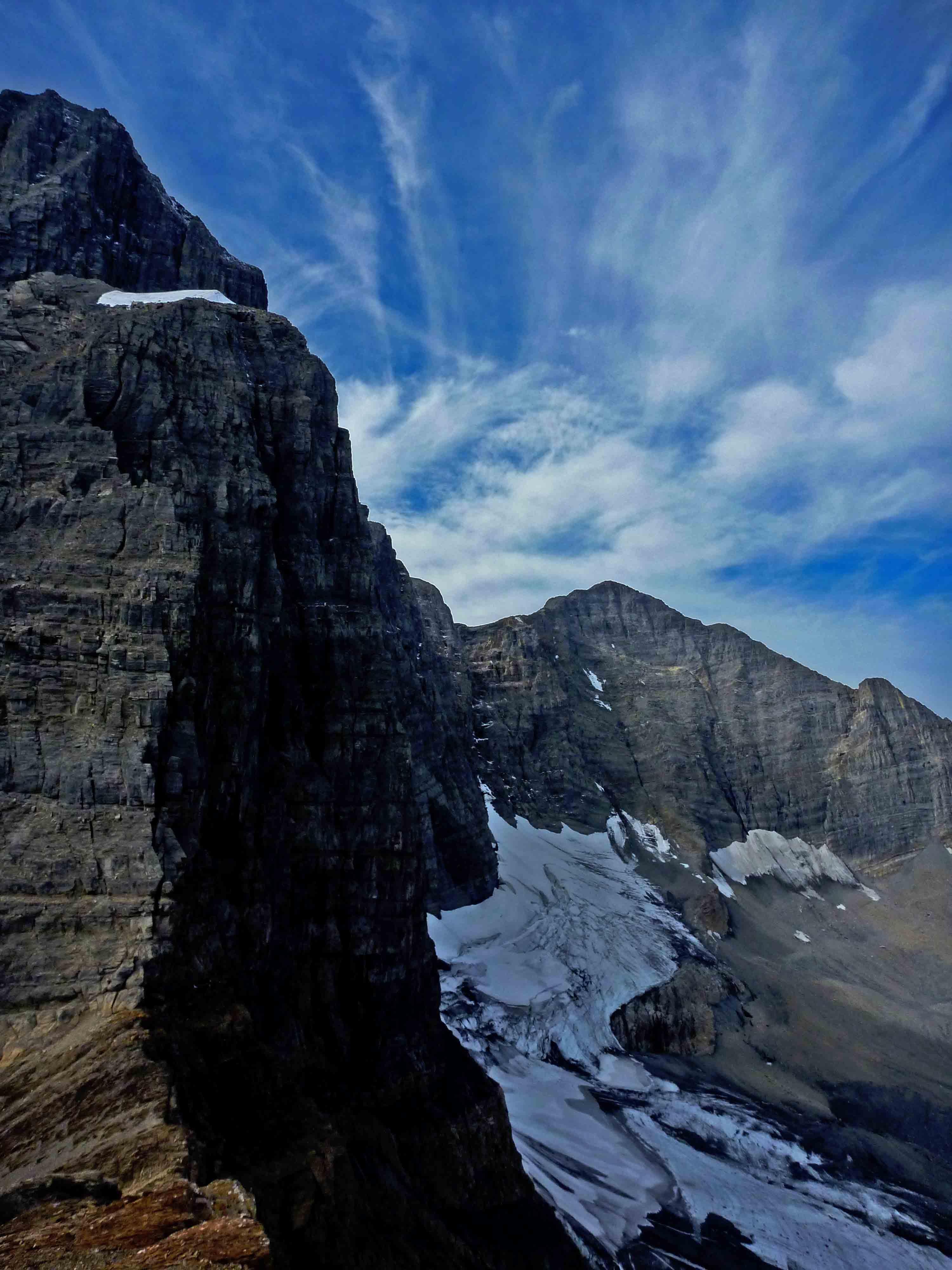 The Rockwall - Kootenay National Park backpackin