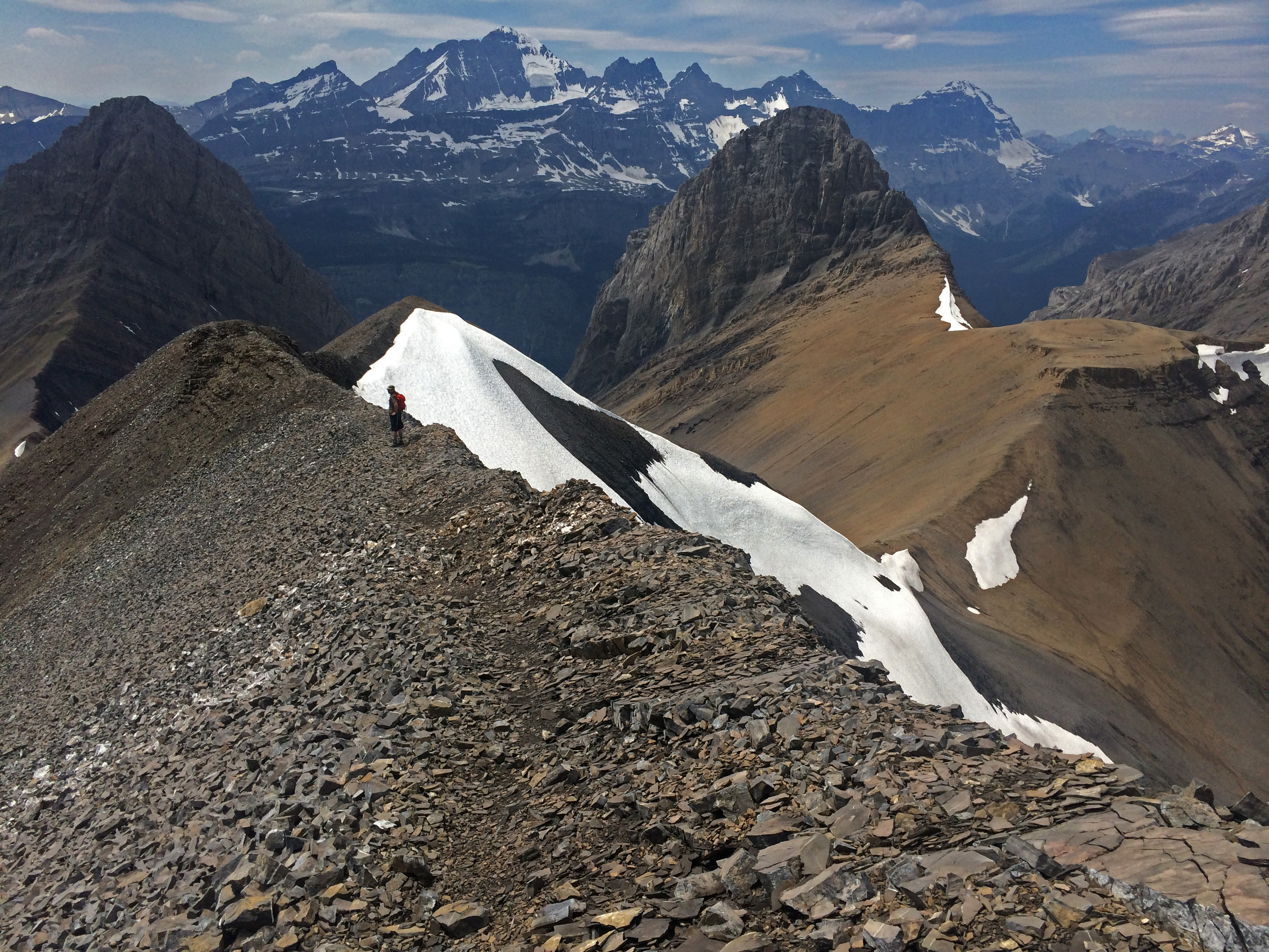 Northover Ridge, guided hike