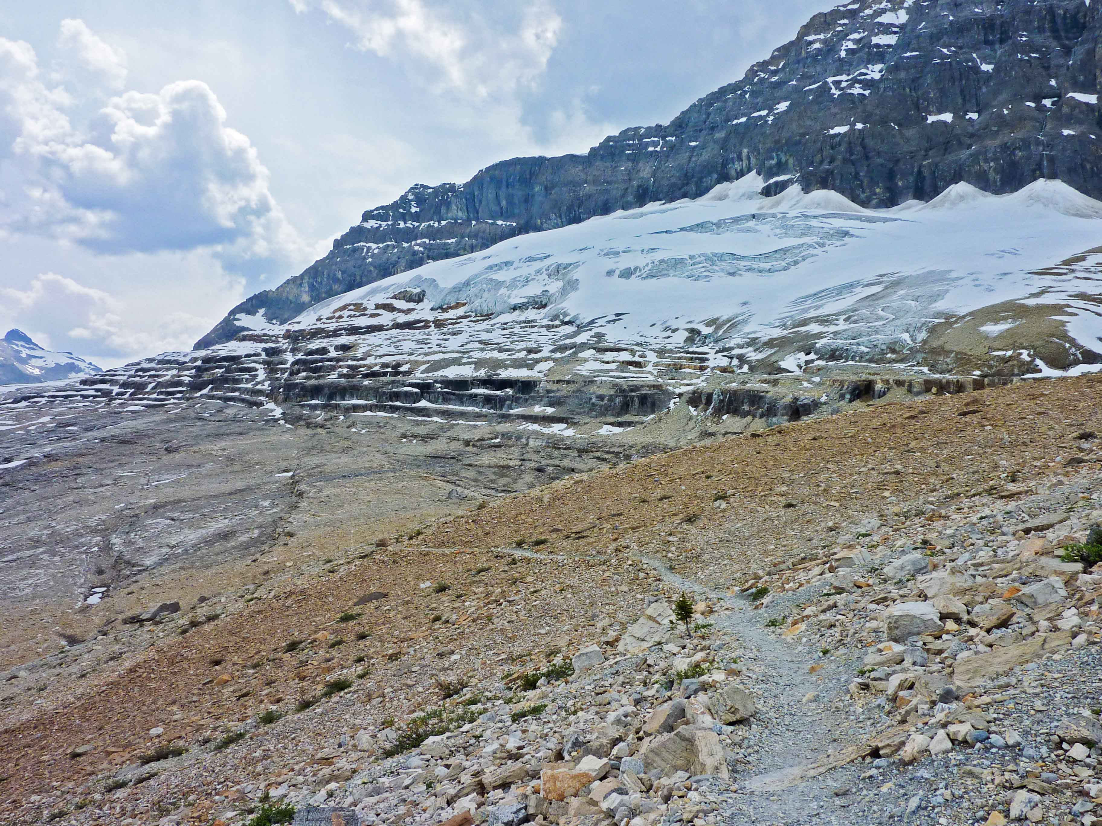Iceline Trail - Climate Change Hike