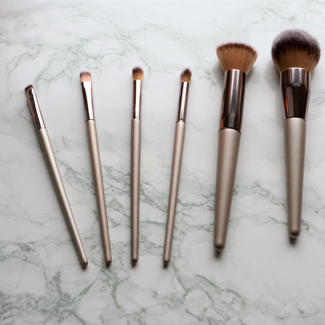 Champagne Brushes