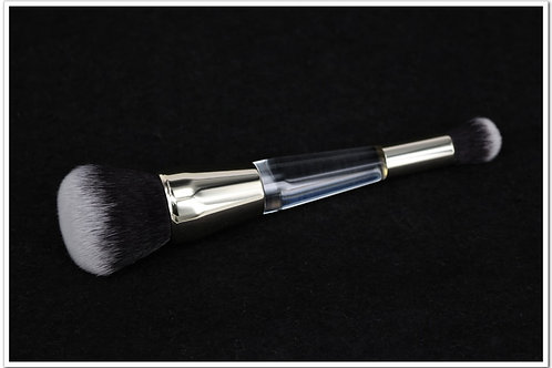 Dual end Powder Foundation Brush