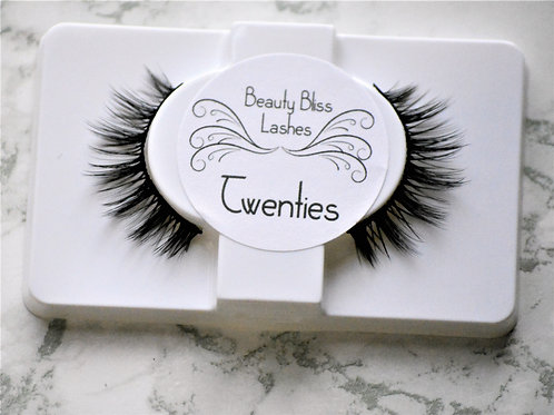 Beauty Bliss Lashes - Twenties