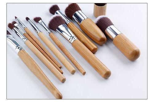 Kabuki 11 PC Brush Set
