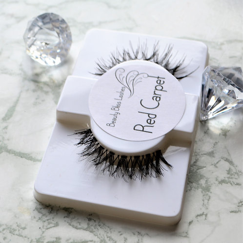 Beauty Bliss Lashes- RED CARPET