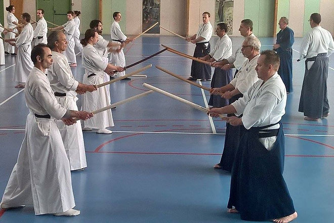 aikido arts martiaux takeda vitrolles
