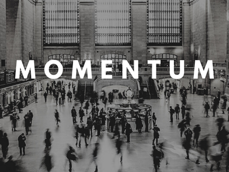 3 Ways to Maintain Momentum in Your Company.