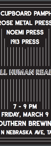 AN ALL HUMAN READING
