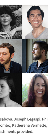 Readings and Book Signings by the 2020 Neustadt Prize Jury and Visiting Writers