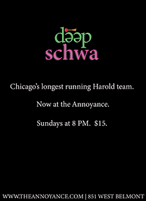 Deep Schwa
