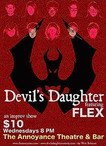 Devil's Daughter featuring FLEX