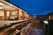 Harrinton Park Landscaping decking