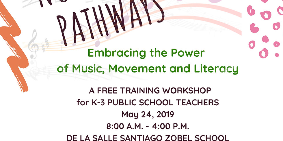 Nurturing Pathways: Embracing the Power of Music, Movement and Literacy