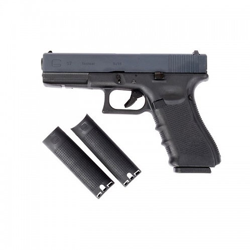 WE G17 Gas Blowback Gen 4 (Black) by WE