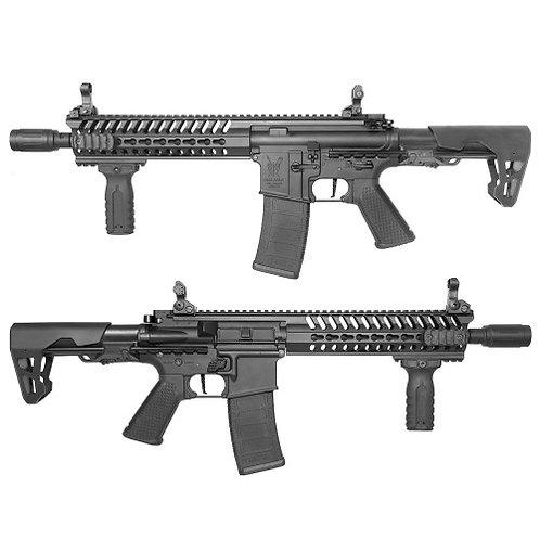King Arms M4 Striker Keymod CQB Ultra Grade II - Black by King Arms