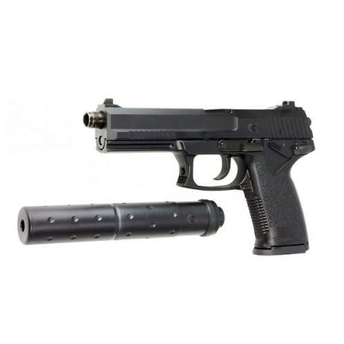 SG MK23 SOCOM Pistol With Barrel Extension Silencer