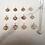 Thumbnail: Zodiac Nugget pendant