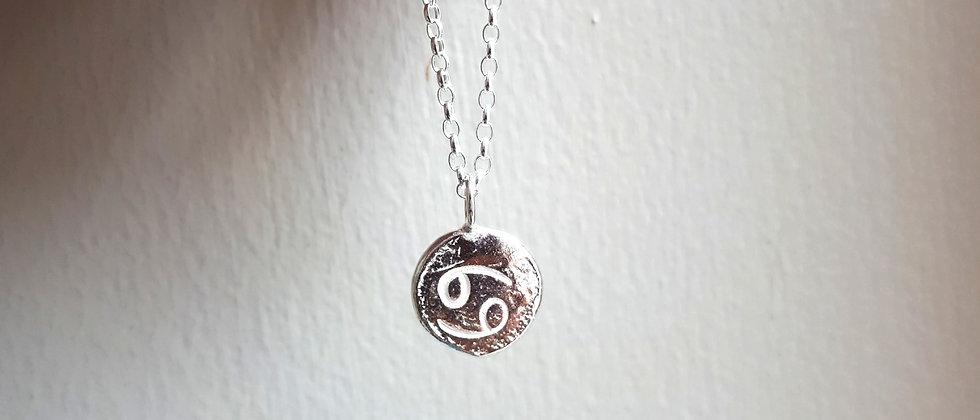Zodiac Nugget pendant