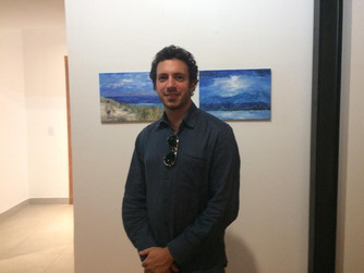 """""""HORIZONTES"""" – exposição de pinturas"""