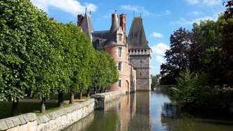 Madame e Château de Maintenon