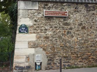 O Cemitério Père Lachaise-Paris