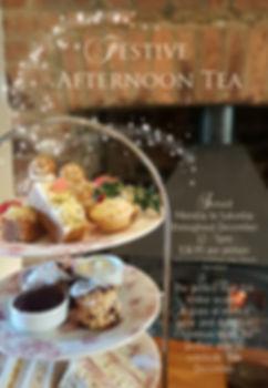 Festive Afternoon tea poster 2019_edited