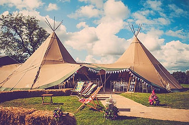 The Elm Tree Tipi