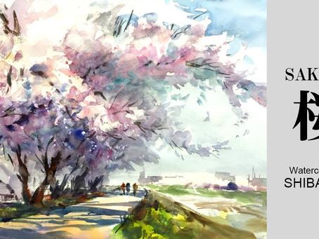 Featured Artist: Harumichi Shibasaki 柴崎 春通