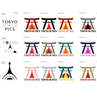 Tokyo in Pics Logos