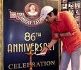Best wishes to the legendary film company Bombay Talkies on its 86th Foundation day, Megastar Aazaad
