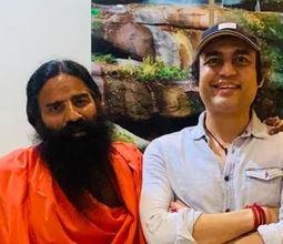 Sanskrit Mahanyak Maharishi & Swami Baba Ramdev