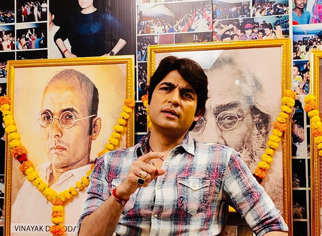 TV से दूर रहें, कोरोना कोविड 19 से डरे नहीं, संस्कृत महानायक महर्षि आज़ाद